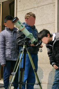 Piccoli osservatori della Scuola Primaria di Arquata Scrivia (AL)