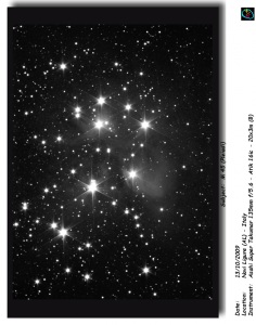 M45 - Pleiadi