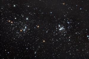 NGC 869 - NGC 884