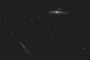 NGC4631 - NGC 4636